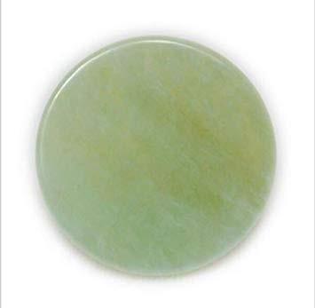 Jadestein 4,0 cm groß für die Wimpernverlängerung mit Einzelwimpern, oder Volumenwimpern