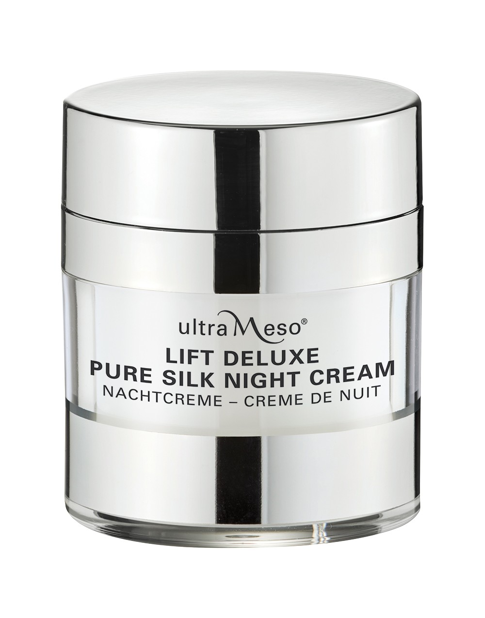 ultraMeso® LIFT DELUXE PURE SILK NIGHT CREAM I 50ml