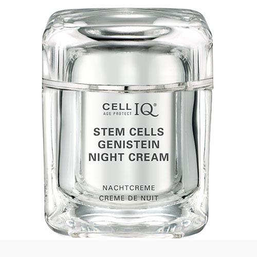CELL IQ® STEM CELLS GENISTEIN NIGHT CREAM I 50ml