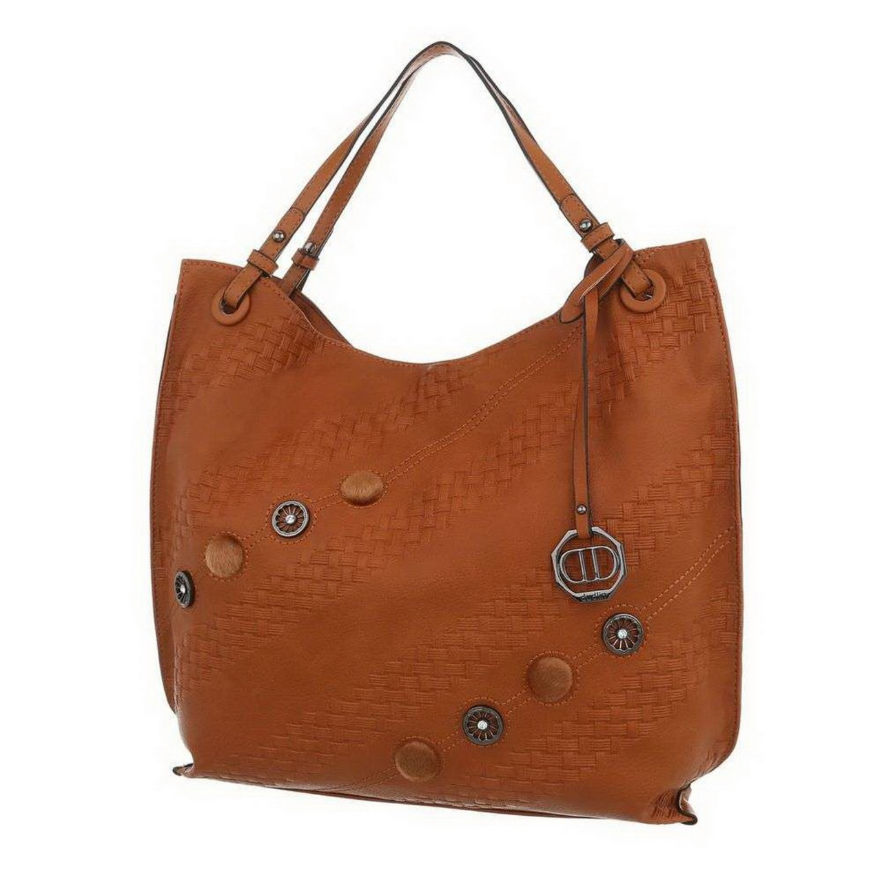 Damen Shopper- brown