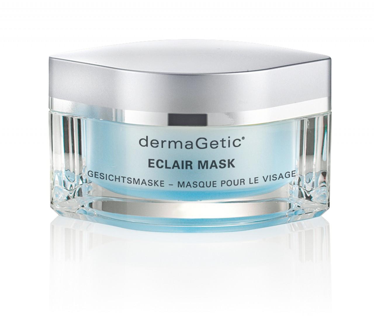 dermaGetic® ECLAIR MASK I 50 ml - für die feuchtigkeitsarme Haut