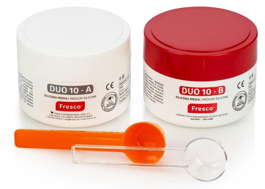2-Komponenten Orthosen Duo A/B inkl. 1 Paar Dosierlöffel