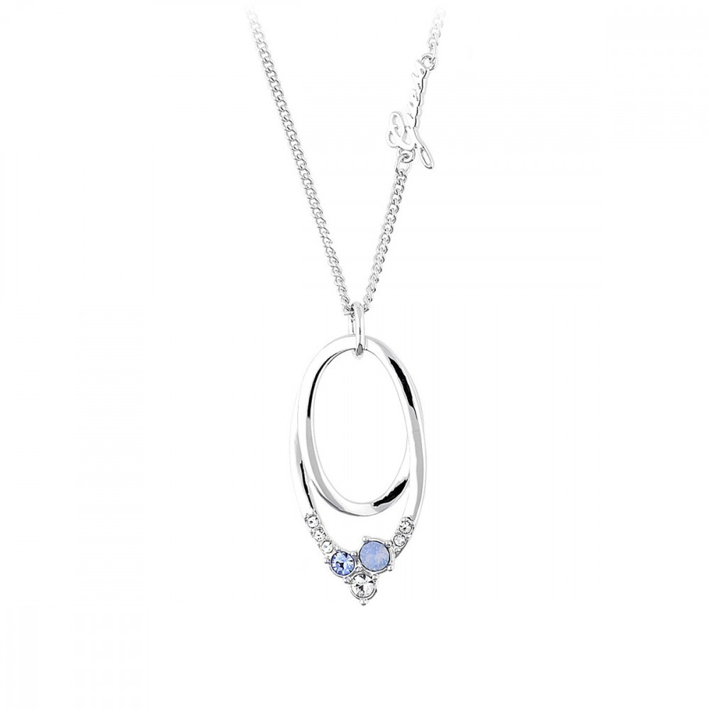 Guess Damen Halskette UBN61043 Silber