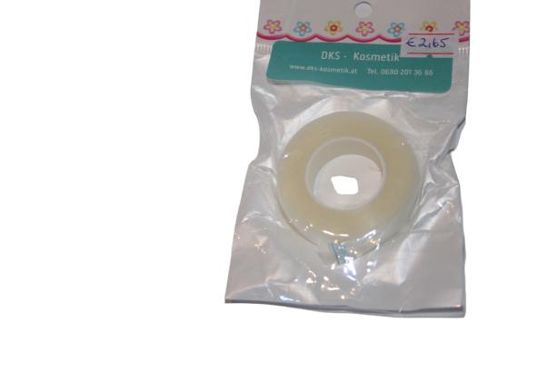 Micropore Tape für die Wimpernverlängerung. 1,25cm breit x 9,0m lang