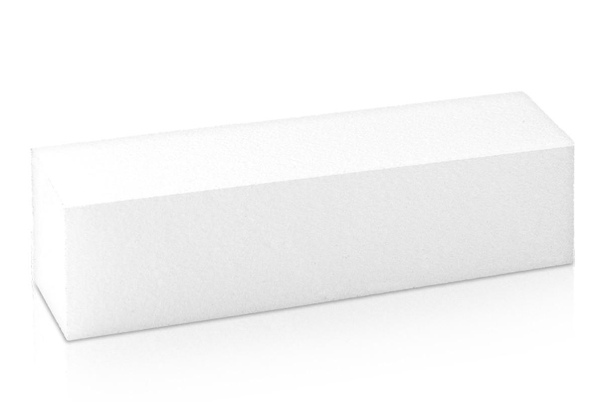 DKS - Buffer Schleifblock weiß für eine perfekte Maniküre oder Nageldesign