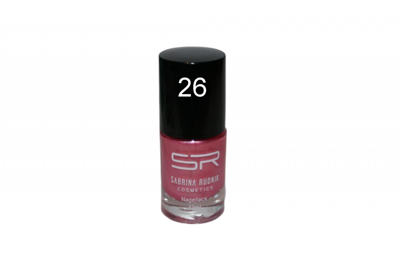 Sabrina Rudnik Cosmetics Nagellack Trendy - hellrosa 26