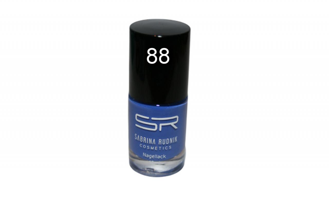 Sabrina Rudnik Cosmetics Nagellack Trendy - royalblau 88
