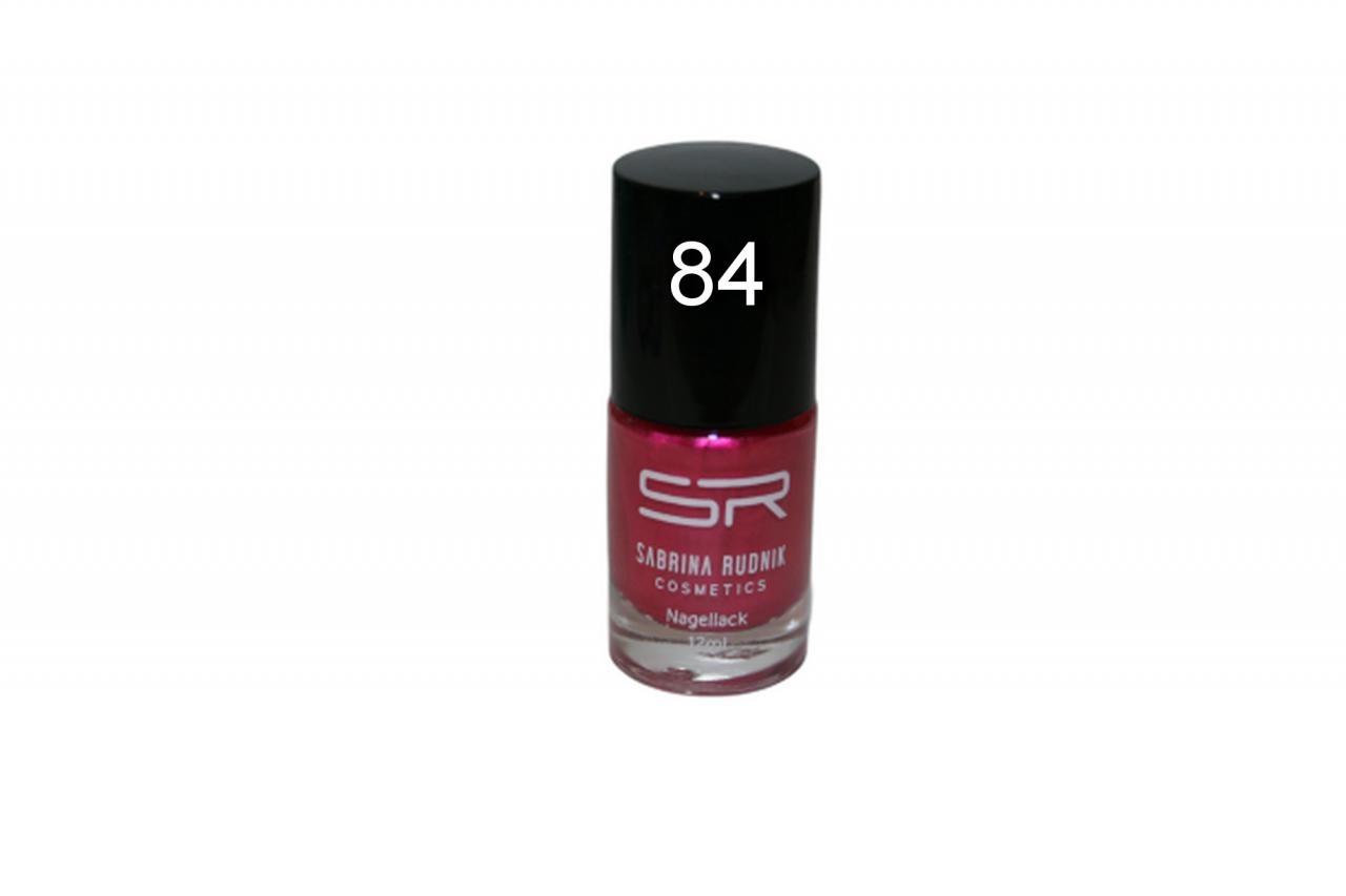 Sabrina Rudnik Cosmetics Nagellack Trendy - lila 85